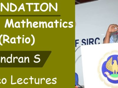 CA Foundation Business Mathematics (Ratio)